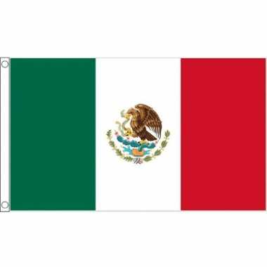 Mexicaanse  Gevelvlag Mexico 150 x 240 cm
