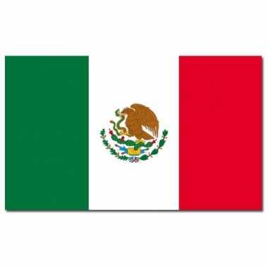 Mexicaanse  Mexico vlaggen