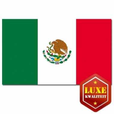 Mexicaanse vlag goede kwaliteit